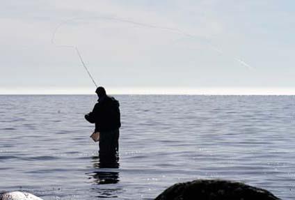 Kustfiskarna får ge sig till tåls ett tag till.