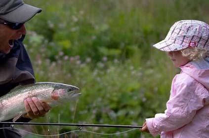 Fisketurismen är en viktig näringsgren för Sverige.