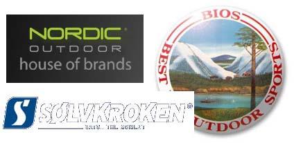 Företagen Nordic Outdoor/Sølvkroken och BIOS blir en stark spelare på den nordiska marknaden.