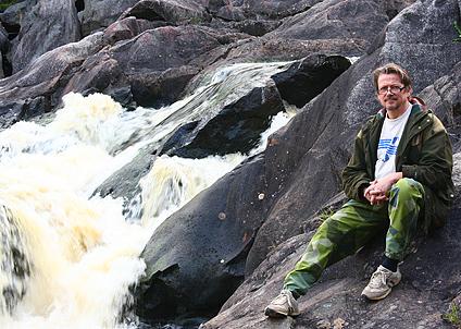 Christer Borg är optimist och menar att det visst går att rädda vår strömvatten.