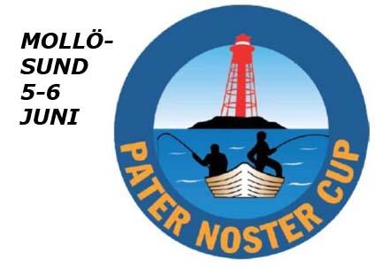 Första helgen i juni är det dags för traditionstyngda havsfisketävlingen Pater Noster Cup.