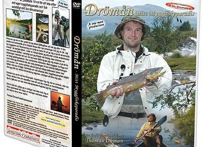 Thomas Öhman har gjort en film om sökandet efter sitt drömvatten i orörd fjällnatur.