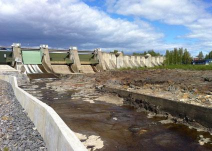 Att det behövs åtgärder för att förbättra ekologin runt våra kraftverk, verkar de flesta parter vara överens om. (Foto: Niklas Egriell/Havs- och vattenmyndigheten)
