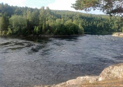 Statkraft retar upp fiskare i Ljungan