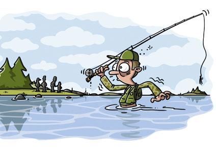 fiske på västkusten