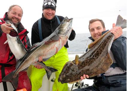fiskeresa til vaeröy