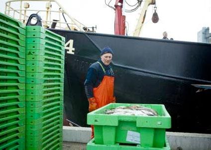 nya regler för yrkesfiske