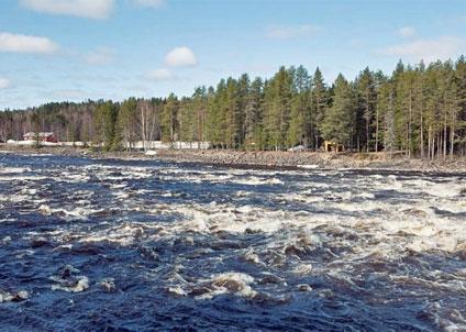 Vattenkraft synas i Göteborg