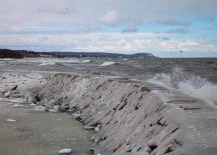 Hanöbukten visar hur dåligt Östersjön mår.