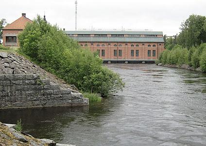 Ingen ny kraftstation vid Untra