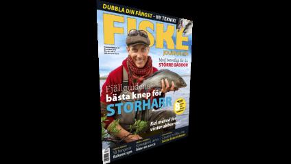 Nytt nummer av Fiskejournalen