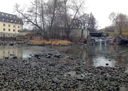 Nyköpings kommun köper kraftverk