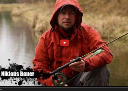 Missa inte Bauers gäddflug-tips på vår webb-TV.