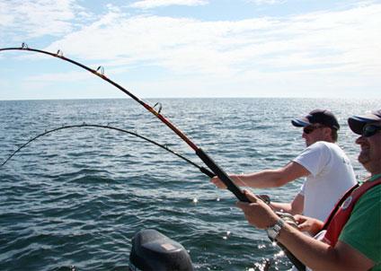 Havsfisket på Västkusten har få spännande platser kvar. (Foto: Foto: Magnus Durell)