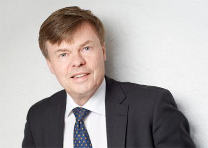 IVA:s vd Björn O. Nilsson påstår att småskalig vattenkraft har en funktion som reglerkraft. Något som ett flertal experter tillbakavisar som felaktigt. (Foto: Peter Knutsson)