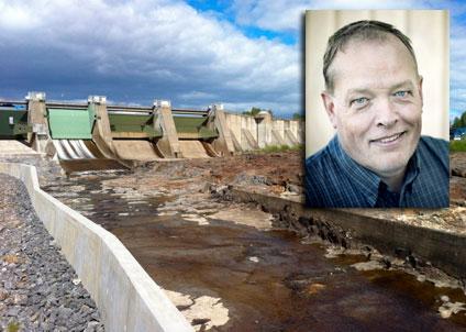 Havs- och vattenmyndighetens generaldirektör Björn Risinger menar att moderna miljökrav behövs. (Foto: Niklas Egriell/ Maja Kristin Nylander-Havs- och vattenmyndigheten)