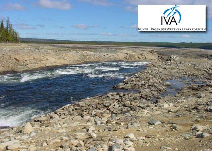 """""""Att minska vattenkraften drabbar miljön..."""", säger Kungliga Ingenjörsvetenskapsakademien."""