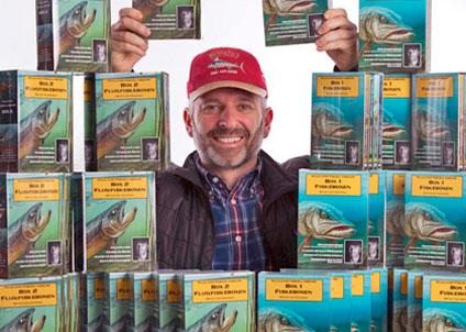 Martin Falklinds klassiska fiskefilmer finns nu i två samlingsboxar. En box med fiskeäventyr både i hemmavatten och på mer exotiska platser samt en box med fokus på flugfiskeäventyr.