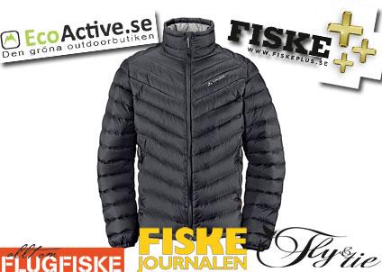 Dunjacka som ryms i sin egen ficka – halva priset på fiskeplus.se.