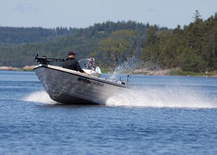 – Ska man göra en miljömässigt bra båt måste man se till hela livscykeln, säger Johan Strandberg på IVL Svenska Miljöinstitutet.