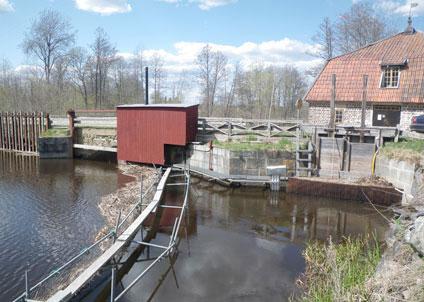 Den småskaliga vattenkraften har ingen betydelse som reglerkraft. (Foto: Älvräddarna)