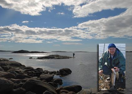 Vill du lära dig mer om havsöringfiske? Besök Sjölyckan den 26 februari.
