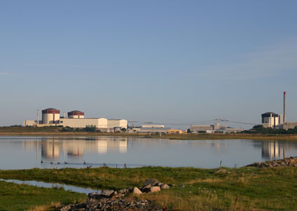 Tidigare prövades verksamheten vid kärnkraftverken enbart mot den kärntekniska lagstiftningen. I slutet av 90-talet blev kärnkraften tillståndspliktig även enligt Miljöbalken. (Foto: Annika Örnborg)