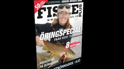 Nya numret av Fiske+ går i temat öring.