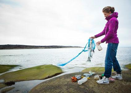 Förra året lockade Kusträddardagen 1 400 deltagare som tillsammans städade en kuststräcka på nästan 25 mil.