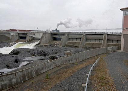 Av Sveriges cirka 1500 dammar bedöms 25 vara så stora att ett dammbrott skulle medföra förödande konsekvenser.