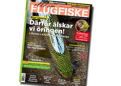 Tyck gärna till om Allt om Flugfiske!