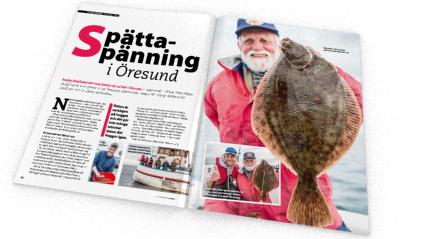 Samlad fiskekompetens utöver det vanliga. Anders Nicander, Anders Christensson och Jan Olsson står för rutin, nytänkande och imponerande kunskap.