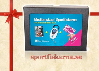 Julklapstips: ett medlemskap i Sportfiskarna! (Foto: Sportfiskarna)