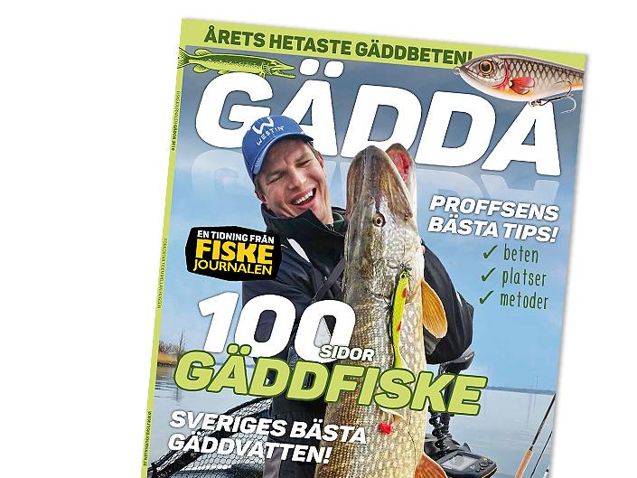 100 sidor om Sveriges populäraste sportfisk.
